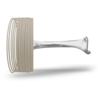 thumb-PLA OSSO - artificial bone filament, 1,000 grams (1 KG), compostable-1