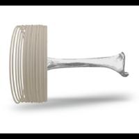 thumb-PLA OSSO - kunstmatig bot-filament, 1.000 gram (1 KG), composteerbaar-1