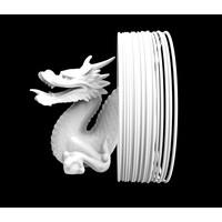 thumb-Shogun PLA white - heat resistant & extra hard PLA PLUS filament, 1.000 grams (1 KG)-1
