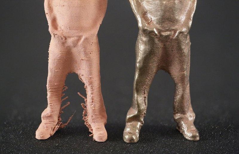 PLA Bronze Plasticz