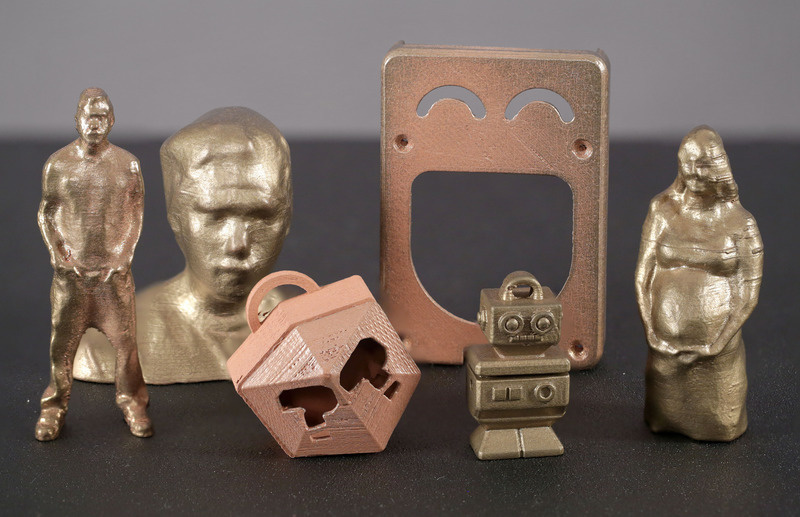PLA Bronze 2 Plasticz