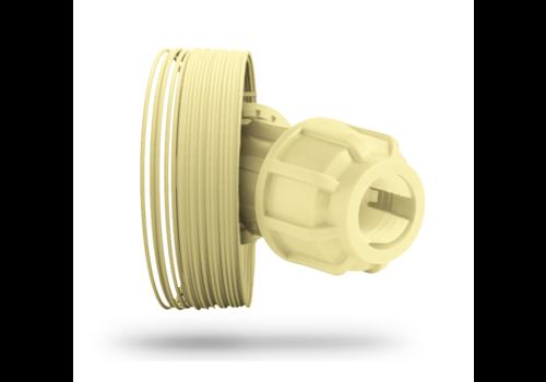 Treed E-lene, polyethyleen HDPE filament, 750 gram