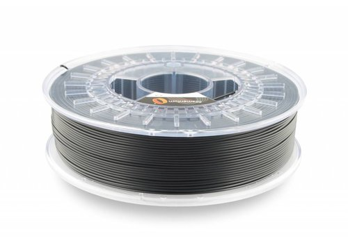 Fillamentum ASA  2,5 kg Traffic Black (Acrylonitrile Styrene Acrylate) technical polymer