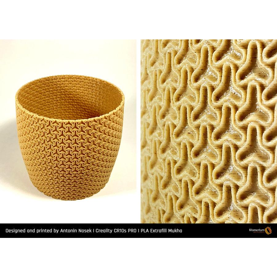 PLA Mukha, 750 gram (0.75 KG), 3D filament-6