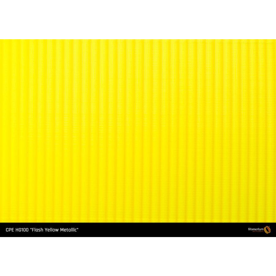 CPE HG100 Gloss, Flash Yellow Metallic, verbeterd PETG-4