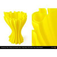 thumb-CPE HG100 Gloss, Flash Yellow Metallic, verbeterd PETG-5