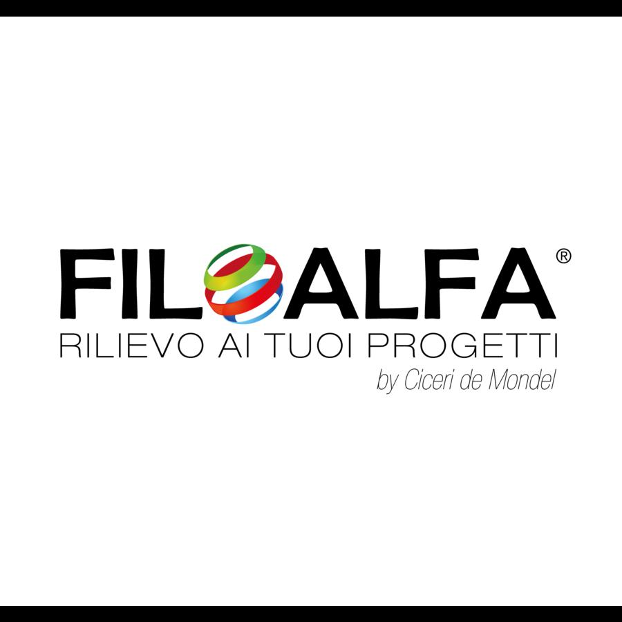 ALFAOMNIA, carbon gevuld industriëel filament-3