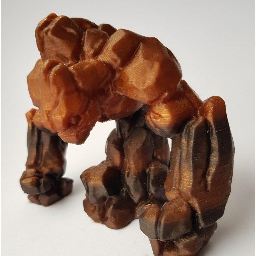 PLA Tiger, RAL 4695, 700 gram (0.7 KG)-6