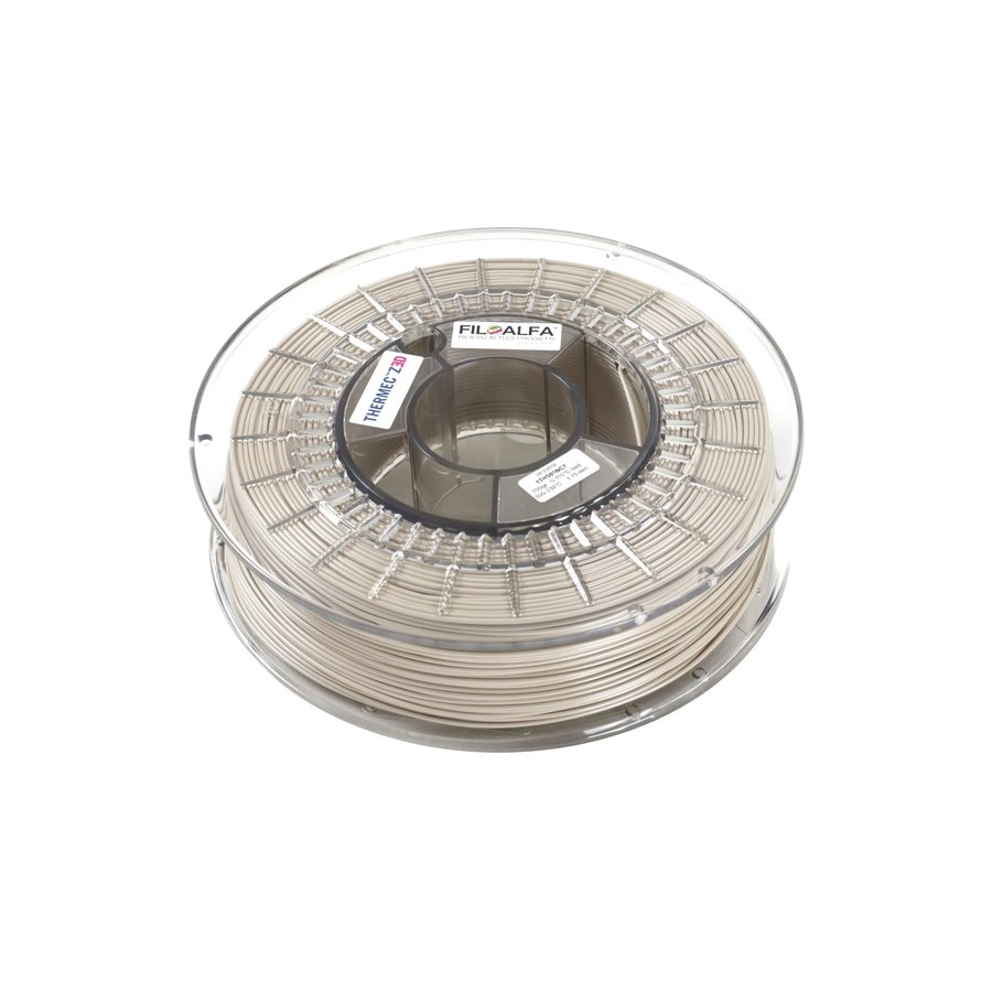 THERMEC ™ ZED, high-quality technical filament - PEEK option-1