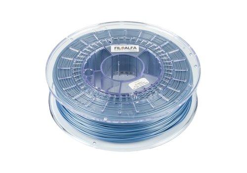 FILOALFA PLA Metallic Blue, Pantone 8182, 700 gram (0.7 KG)