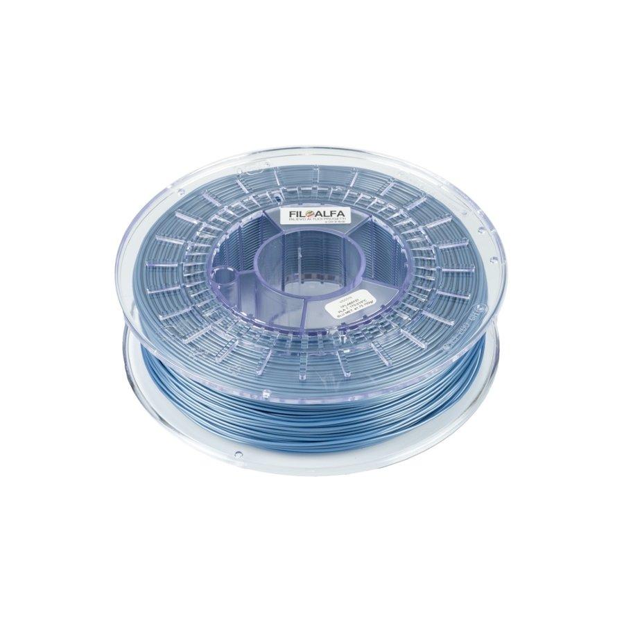 PLA Metallic Blue, Pantone 8182, 700 gram (0.7 KG)-1