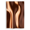 HALO Throwing Copper-hoog glans 3D filament-koper