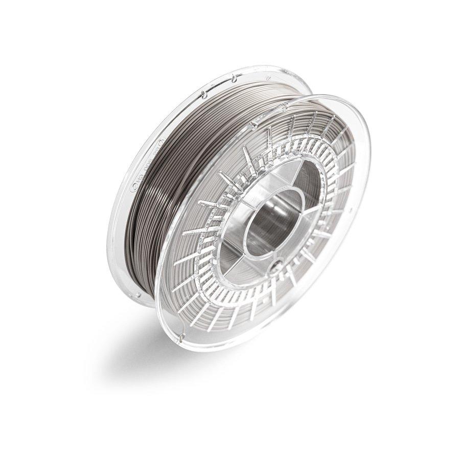 Silver Machine-extreme shine 3D filament-silver, 700 grams-2