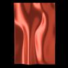 HALO Royal Blood RED-hoog glans 3D filament-goud