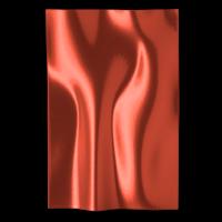 thumb-Royal Blood RED-hoog glans 3D filament, 700 gram-1