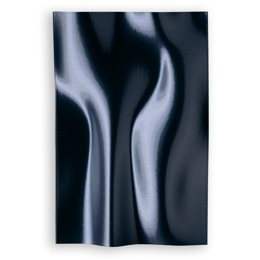 Dark Matter- extreme shine 3D filament-Black 'n Blue, 700 grams-1