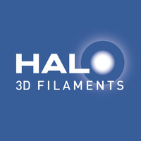 thumb-Dark Matter- extreme shine 3D filament-Black 'n Blue, 700 grams-3