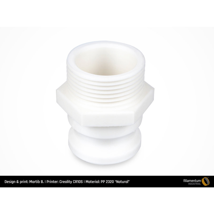 Polypropyleen filament - PP2320, 600 gram-7