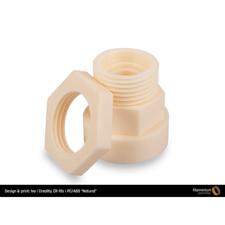 PC/ABS, professioneel 3D printer filament, 600 grams-2