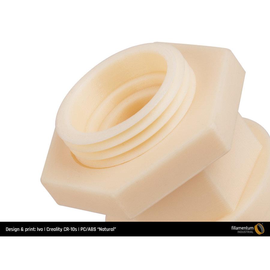 PC/ABS, professioneel 3D printer filament, 600 grams-3