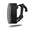 Treed Longchain Nylon PA12, RAL 9005 - Black Hole - professional filament, 500 grams (0.5 KG)