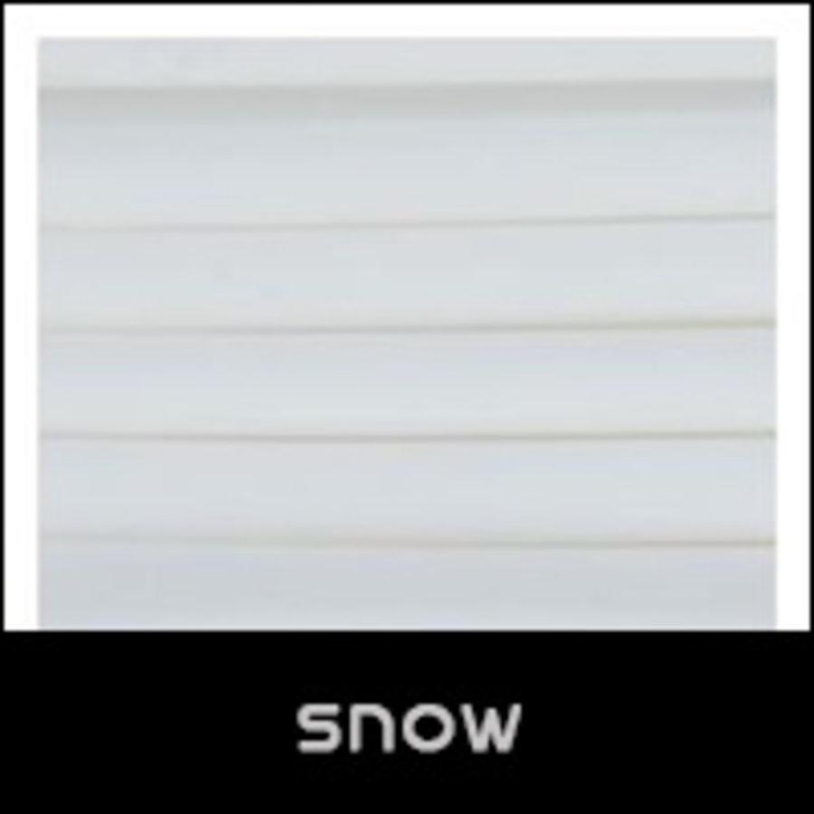Cheetah Snow, wit flexibel filament met shA 95A hardheid, 500 gram (0,5 KG)-1