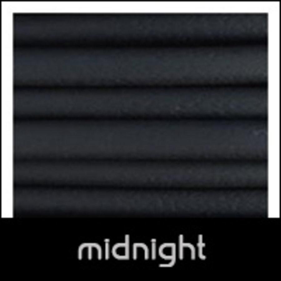 Cheetah Midnight, zwart flexibel filament, shA 95A hardheid, 500 gram (0,5 KG)-1