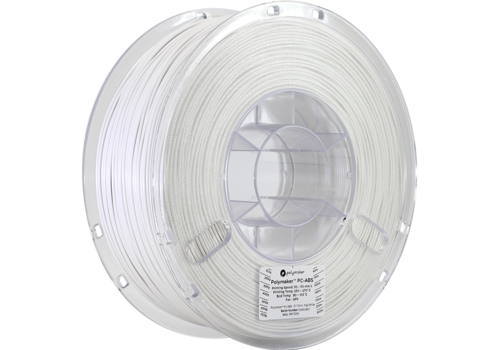 Polymaker PC-ABS, industrial 3D printer filament, 1 KG