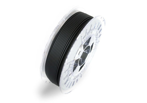"HALO Mat Zwart / Matte Black 3D printer filament - ""Black Hole Sun"", 700 gram"