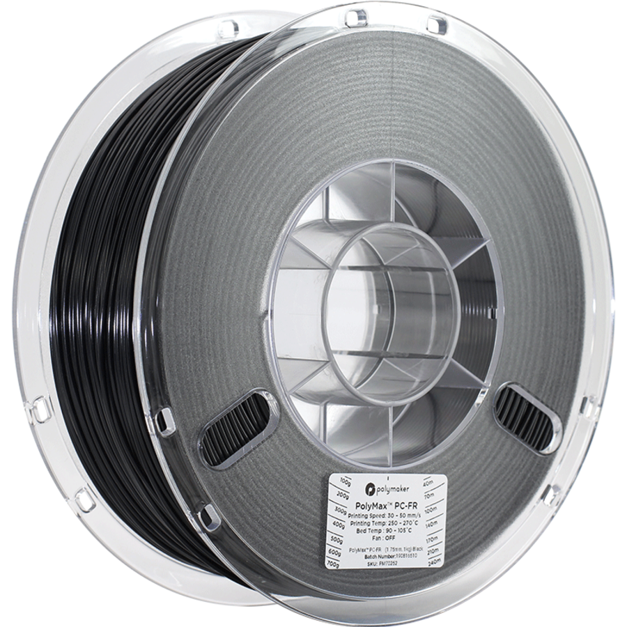 PolyMax™ PC-FR, vlamvertragend polycarbonaat filament, 1 KG-1