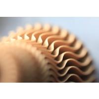 thumb-PolyWood™ - houtachtig PLA filament, 600 gram-4