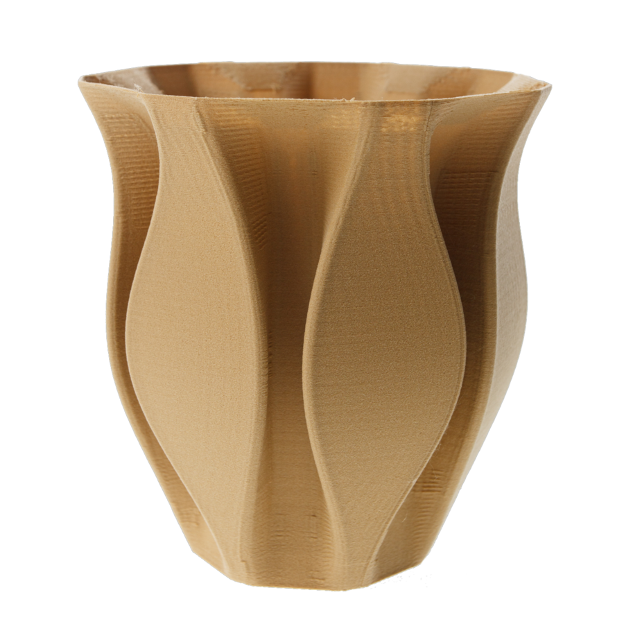 PolyWood™ - houtachtig PLA filament, 600 gram-6