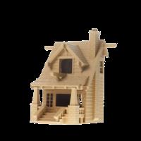 thumb-PolyWood™ - wood like PLA filament, 600 grams-7