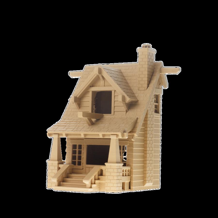 PolyWood™ - wood like PLA filament, 600 grams-7