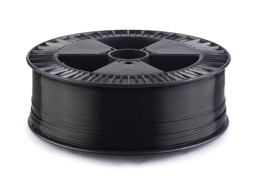 Fillamentum 2,5 KG PLA Traffic Black / Zwart, RAL 9017