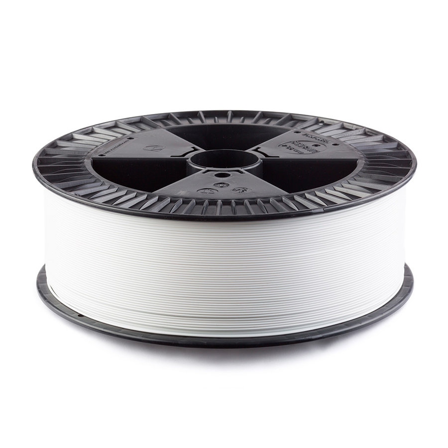 2,5 KG PLA Traffic White / Wit, RAL 9016-1