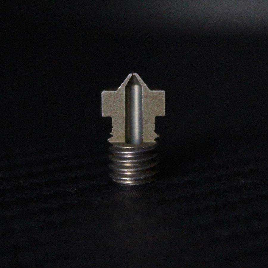 V6 [CRB]  3D printer nozzle - 0.4 mm - BINNENKORT LEVERBAAR!-2