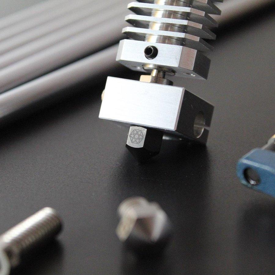 V6 Volcano [CRB]  - 3D printer nozzle - 0.4 mm-2