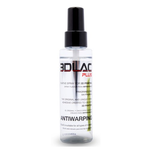 3DLAC PLUS Spray, 3D printbed hechting, 100 ml