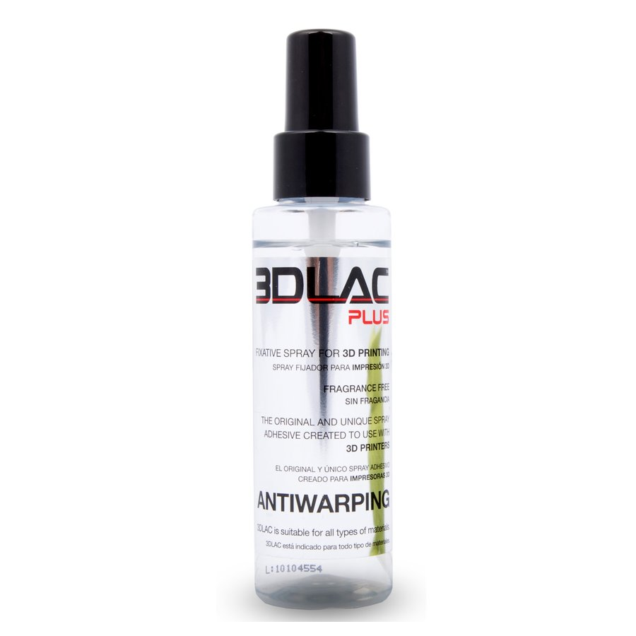 PLUS Spray, 3D printbed hechting, 100 ml-1