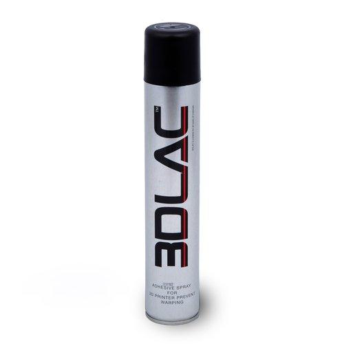 3DLAC Printbed Spray, 3D printbed adhesive, 400 ml