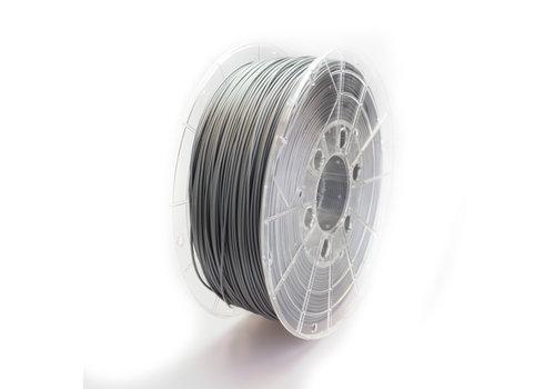 Plasticz PETG filament, 1 KG, silver RAL 9006