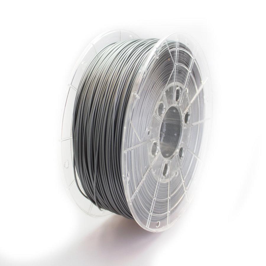 PETG filament, 1 KG, zilver RAL 9006-1