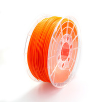 thumb-PETG filament, 1 KG, Fluor Orange RAL 2005-1