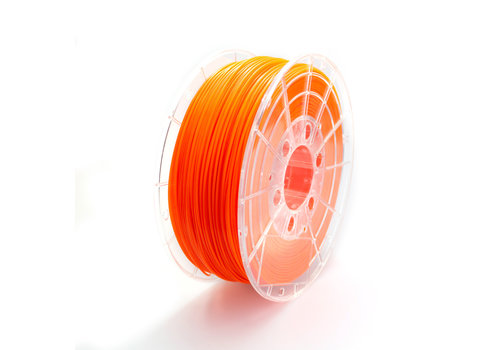 Plasticz PETG filament, 1 KG, Fluor Orange RAL 2005