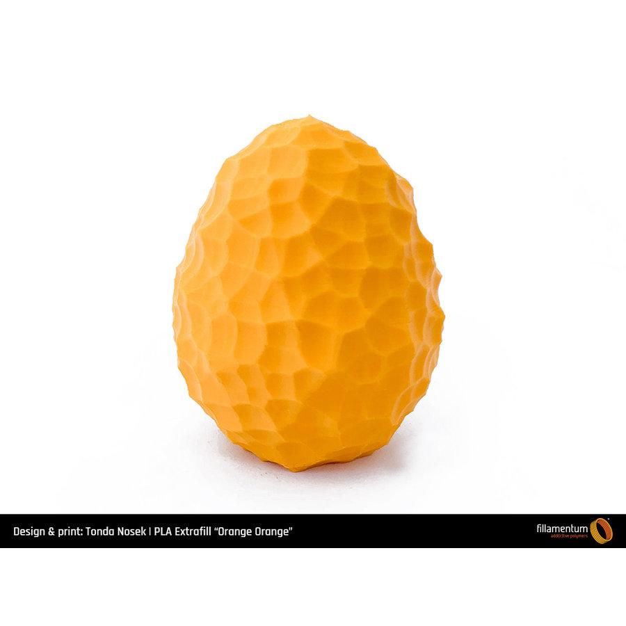 PLA Melon Yellow/geel, RAL 1028/Pantone 137, 750 gram-4