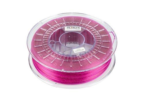 FILOALFA PLA Violet Glitter, Pantone 248, 700 grams (0.7 KG)
