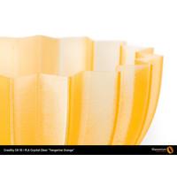 "thumb-PLA Crystal Clear-""Tangerine Orange"", 1.75 / 2.85 mm, 750 gram (0.75 KG)-3"