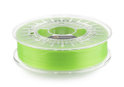 "Fillamentum PLA Crystal Clear-""Kiwi Green"", 750 gram (0.75 KG)"