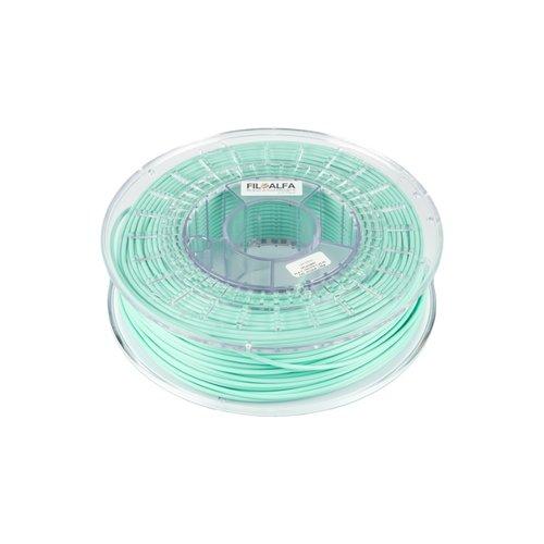 FILOALFA PLA Azur Water, Pantone 3248, 700 gram (0.7 KG)